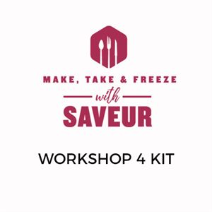 Picture of Make,Take, and Freeze Workshop 4